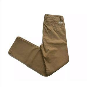 Vans Exceprt Chino Slim Tapered Pants